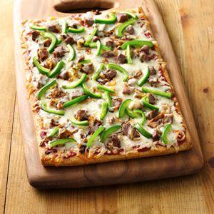 100+ Pillsbury pizza crust recipes on Pinterest | Ham ...