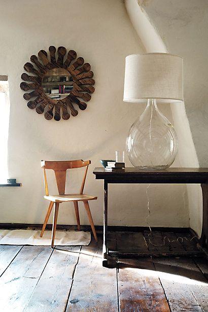 Found Decanter Lamp Ensemble - anthropologie.com