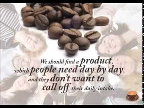 Drink it for your health, spread the word for wealth! It is that easy! http://www.dxncoffeemagic.com/online_network