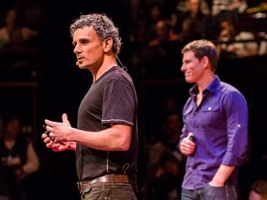 Eric Berlow and Sean Gourley: Mapping ideas worth spreading | Video on TED.com