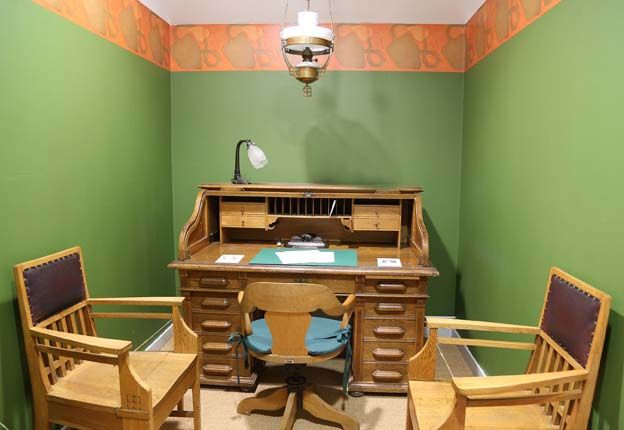 Billnäs möbler - Billnäs huonekalut - Billnäs furniture #EKTAMuseumcenter #Jugend #Billnäs #jugendfurniture #finnishfurniture