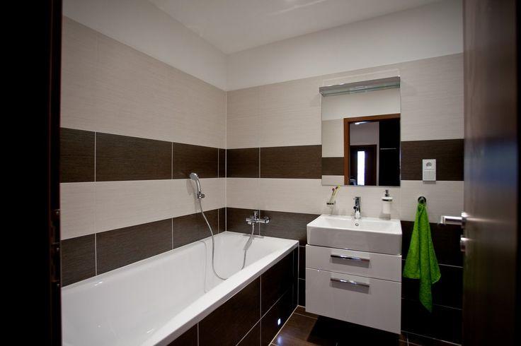 Prague : Byty Malešice  home, house, architecture, interier, bathroom