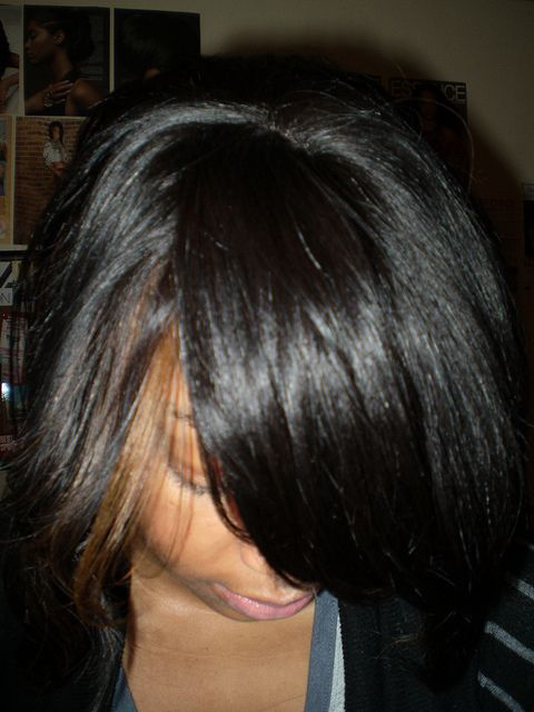 full weave closure | Full Weave with Closure | Flickr - Photo Sharing!