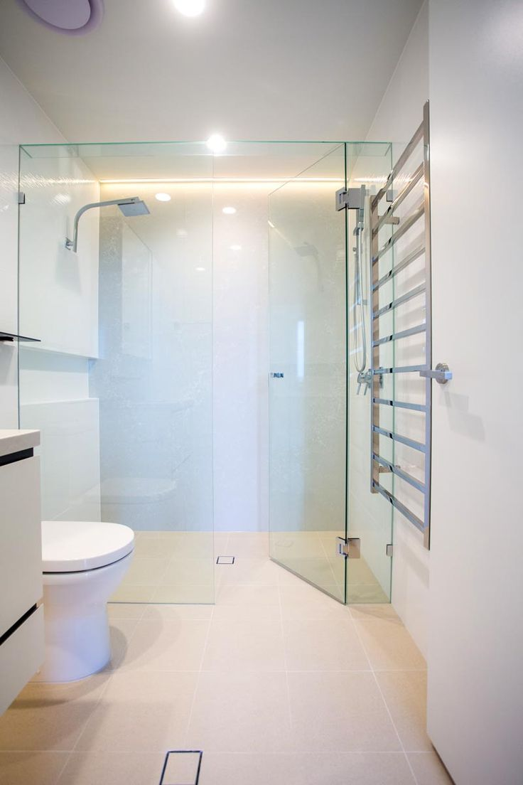 This shower have plenty of room for both you and partner