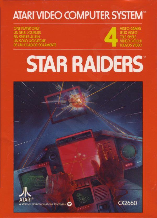 Atari 2600 Star Raiders