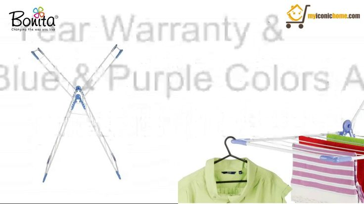 Check out these amazing cloth drying stand online.