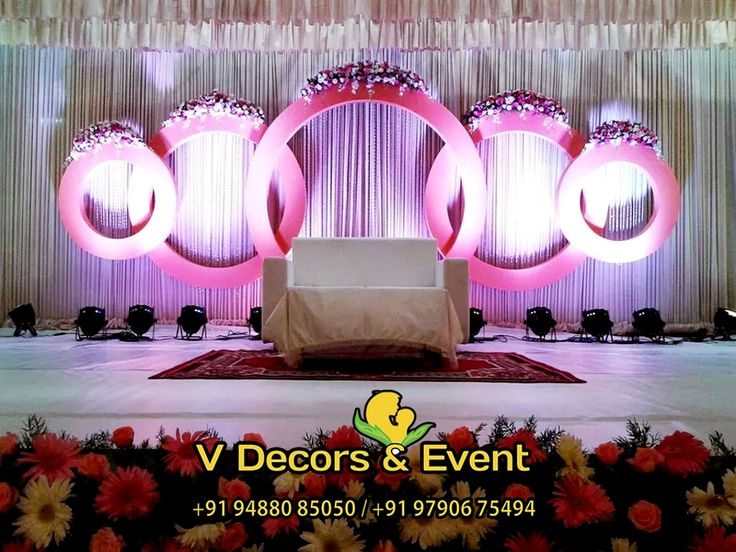 22 best Reception Decorations in Chennai images on Pinterest