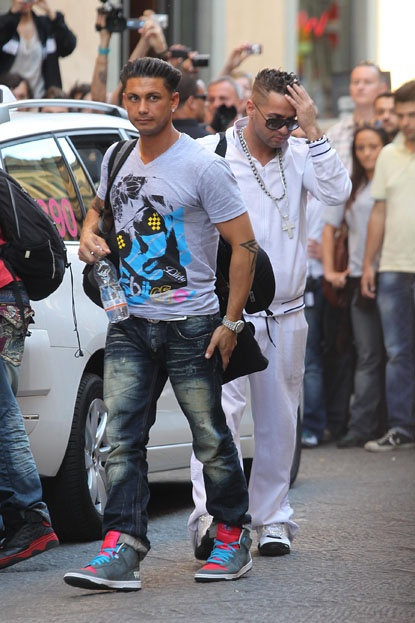 MTV Jersey Shore's Pauly D in Cult of Individuality!