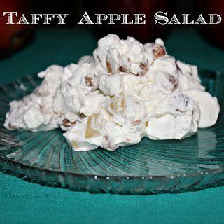 Craft A Spell: Taffy Apple Salad