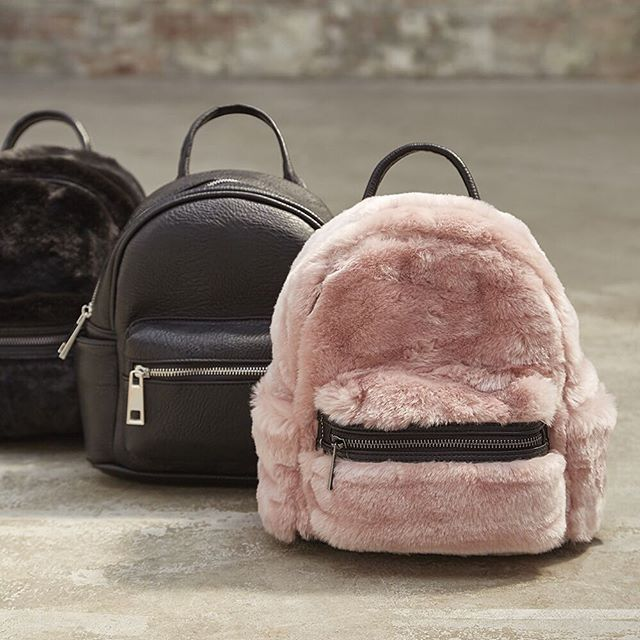 Tiny backpacks, big obsession.  #UOEurope #UrbanOutfitters