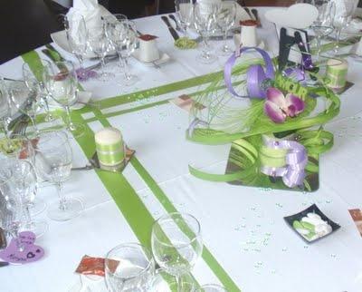 deco expression mariage en parme et vert sur le th me de l 39 amour projets essayer. Black Bedroom Furniture Sets. Home Design Ideas