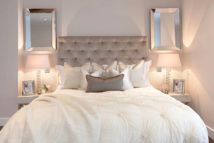 Simple yet elegant guest bedroom | JHR Interiors