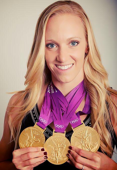 Dana Vollmer #AllThingsSwim