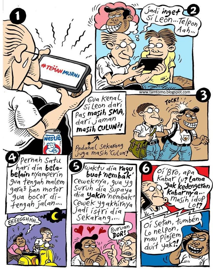 Mice Cartoon Edisi #TemanMurni