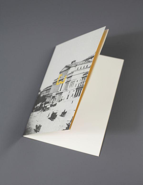 WARSAW'S BIOGRAPHY CONFERENCE by Ania Światłowska, via Behance
