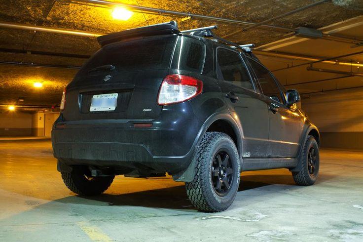 '11 Suzuki SX4 AWD - Expedition Portal