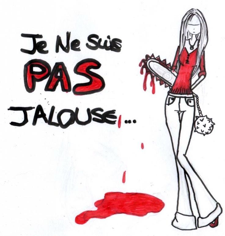 Lalphabet de Miss C : J comme ... Jalousie