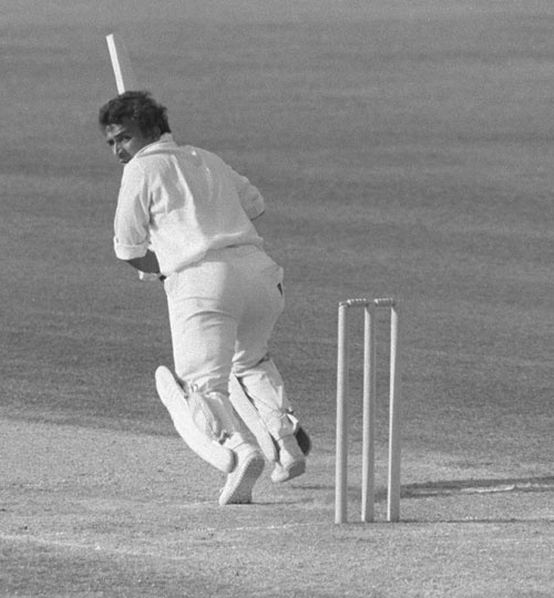 The Little Master -- Gavaskar