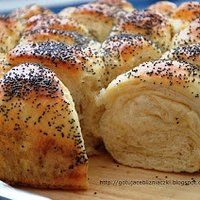 Bułgarski chlebek odrywany