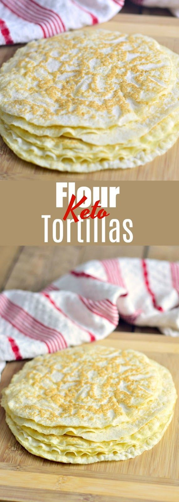 Now you can indulge in your favorite Mexican food dishes with this Keto Flour Tortilla recipe. Tacos, fajitas, enchiladas, and more are waiting for yo...