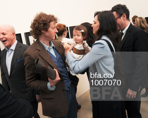 1007070: Jake Paltrow, Taryn Simon at GAGOSIAN GALLERY Opening of ...