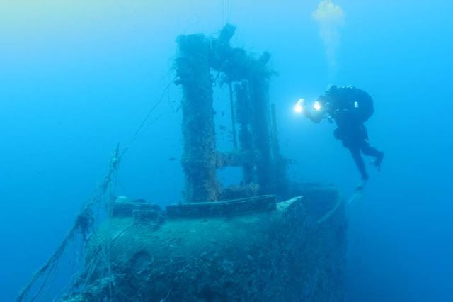 HMS Perseus: The story of the sole survivor of a British submarine sunk in 1941 off Kefalonia, Ionian Sea, Greece