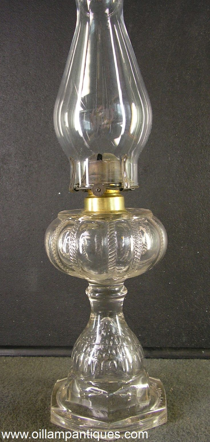Best 80 Antique Glass Oil Lamps images on Pinterest ...