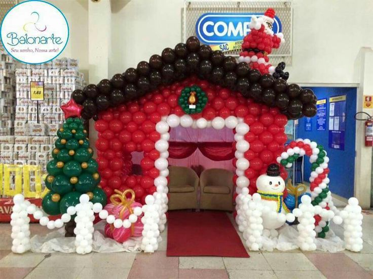 1138 best Balloons for Christmas images on Pinterest | Balloon ...