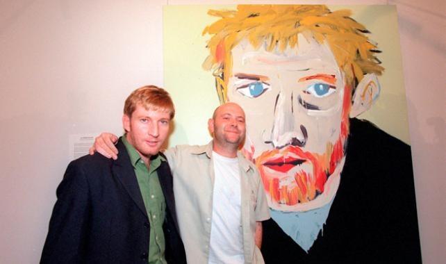 R.I.P.: Archibald Winning Artist Adam Cullen Dies At 47 - Arts & Culture News - Pedestrian TV
