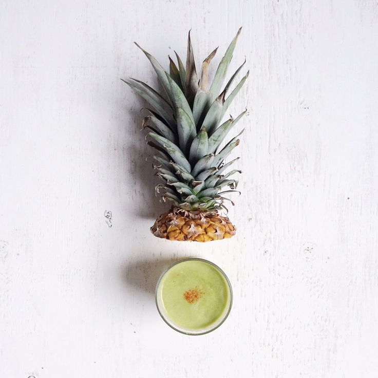 PINEAPPLE CAYENNE DETOX // SALAD DAYS  #healthy #detox #cleanse