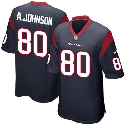 Smooth looking Andre Johnson jersey!