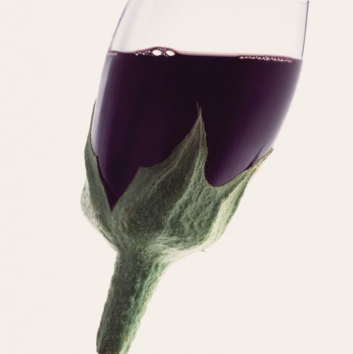 Eggplant & Wine Delhaize, #OPIEuroCentrale #VantToBiteMyNeck