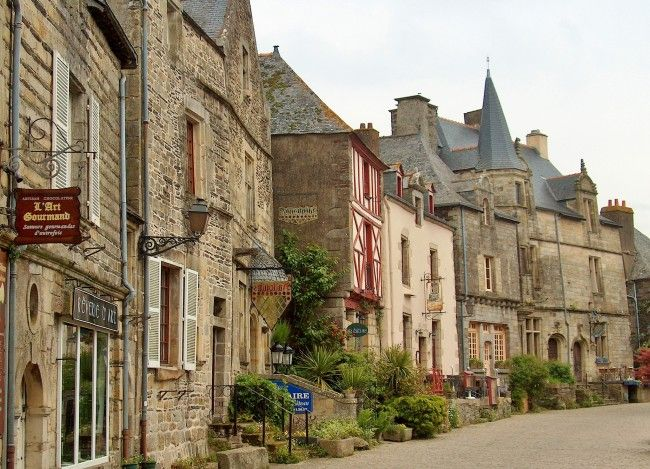 Rochefort-en-Terre, Brittany |© Francis THÉVENEAU/Flickr