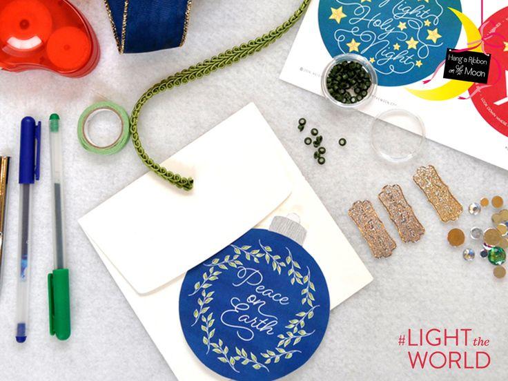 #LIGHTtheWORLD FREE anonymous service kit!
