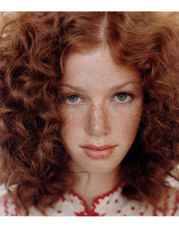 #Redhead / Anna Lutoskin