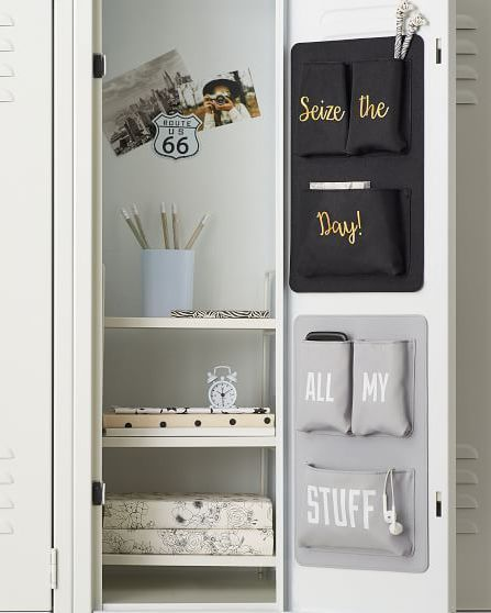 20 Cute Ways To Decorate Your Locker This Year