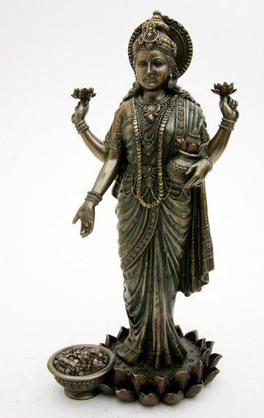Lakshmi<br />godin van licht, liefde en geluk bij Crystal Temptation in Venlo