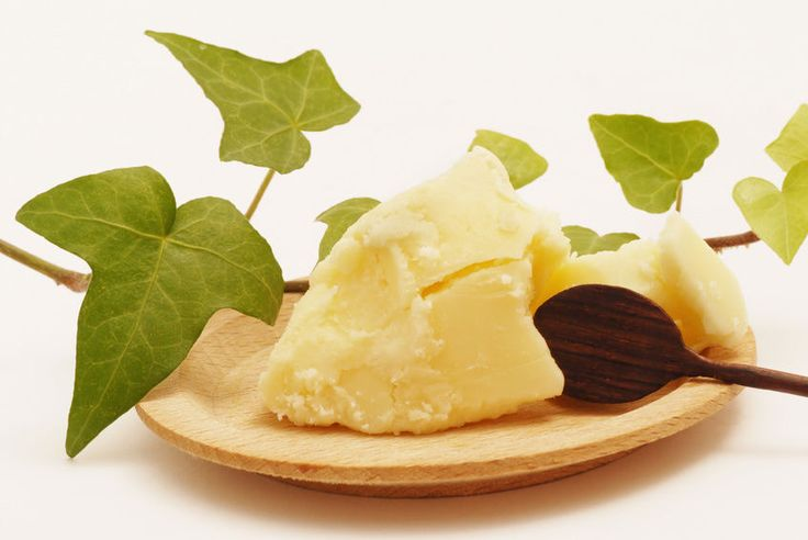 6g Raw, Unrefined Shea butter