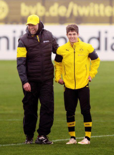 Christian Pulisic (BVB U-17)