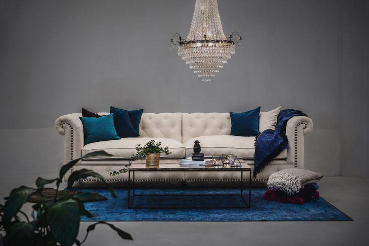 Brunt, längre marmorbord med svart stålram. Soffbord, hallbord, marmor, bord, brun, möbler, inredning. http://sweef.se/bord/173-jaguaren-soffbord-i-marmor-120x75cm.html