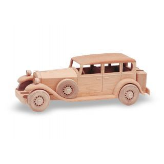 PATTERNS & KITS :: Cars :: 52 - The 192 Lincoln KB -