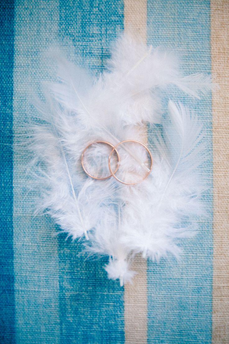 Обручальные кольца. Свадьба Ангельская история
