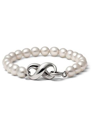 Tiffany  Co Outlet Cultured Freshwater Pearl Bracelet