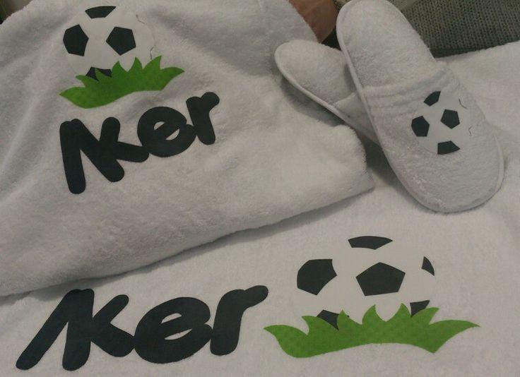 Toallas de Iker. Www.didalonline.com