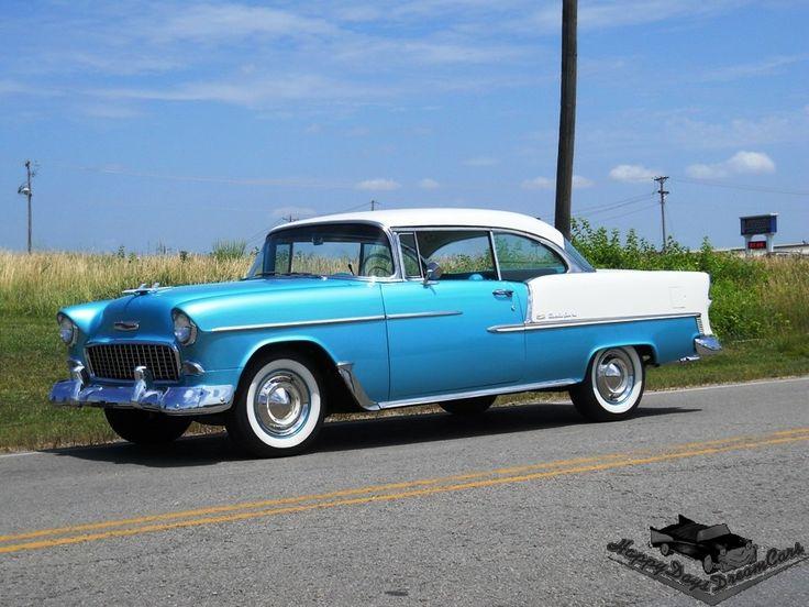 1955 blue chevy 1955 chevrolet bel air 2 door hardtop for 1955 chevy belair 2 door hardtop for sale