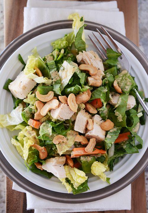 Cashew Chicken Salad | Mel's Kitchen Cafe