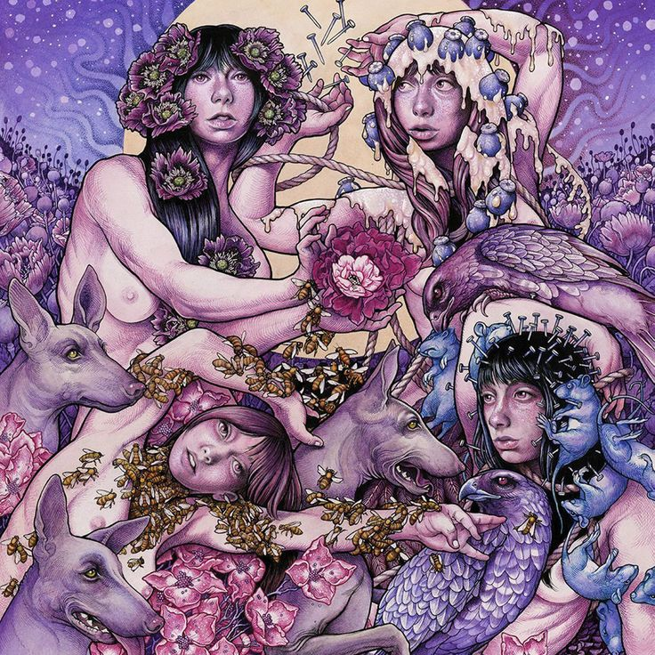 "baroness - ""purple"""