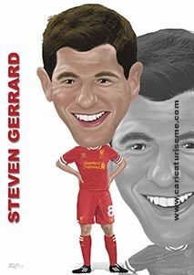 Steven Gerrard!  How much will he feature in the Liverpool team this season?