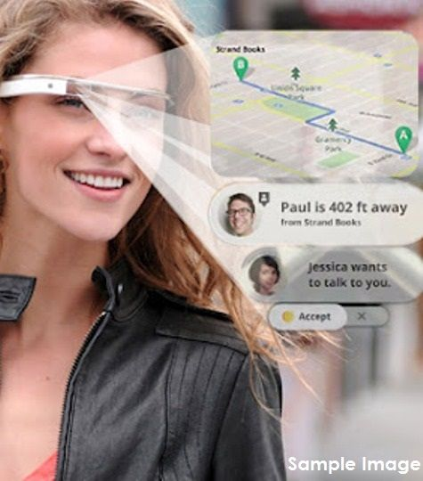 To make the maximum use of the glass, it is very important to install the relevant apps. This has flourished the Google Glass Application Development market. Many companies are plunging into the development of the apps and have succeeded to great extent.