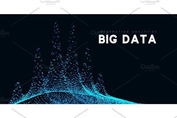 Big Data Visualization Information Wave Technology Big Data